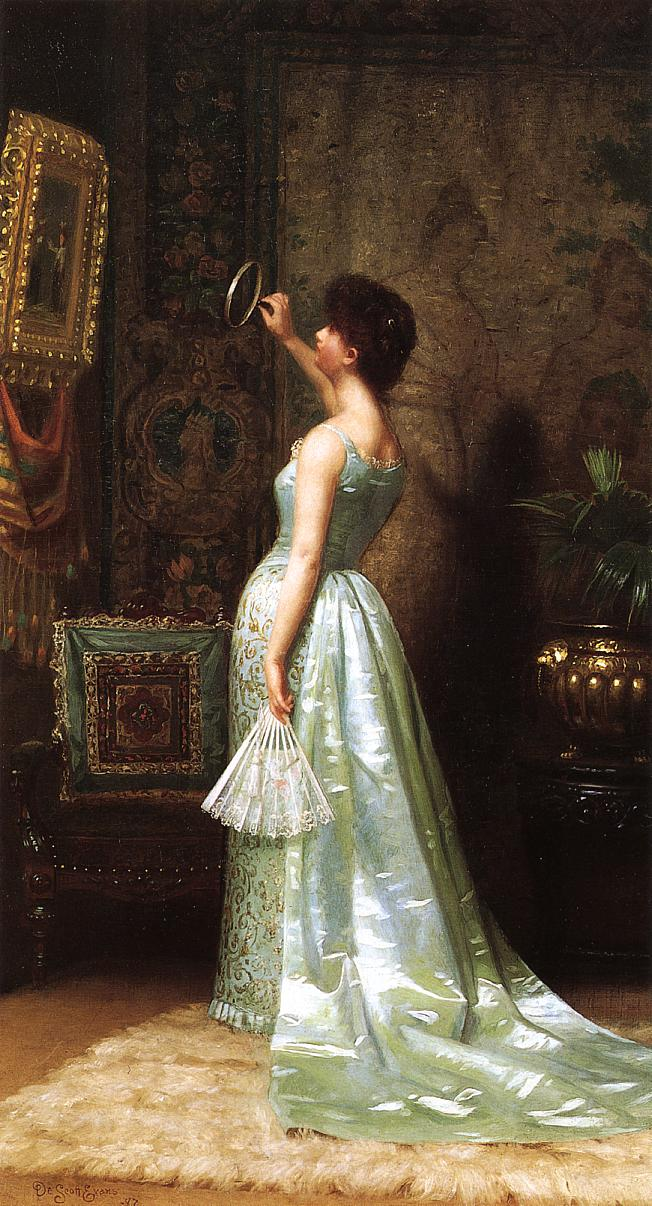The Connoisseur, De-Scott-Evans